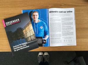 Gründermagazin Mainfranken